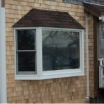 Home remodel, bay window installation - New Leaf Construction - Rockport, Maine
