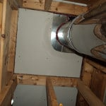Air vent protection construction - Camden, Maine