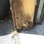 Garage-trim-rot